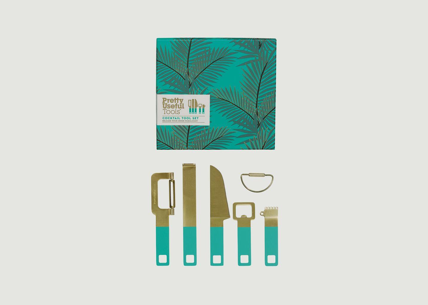 Kit d'Ustensiles pour Cocktails - Wild & Wolf