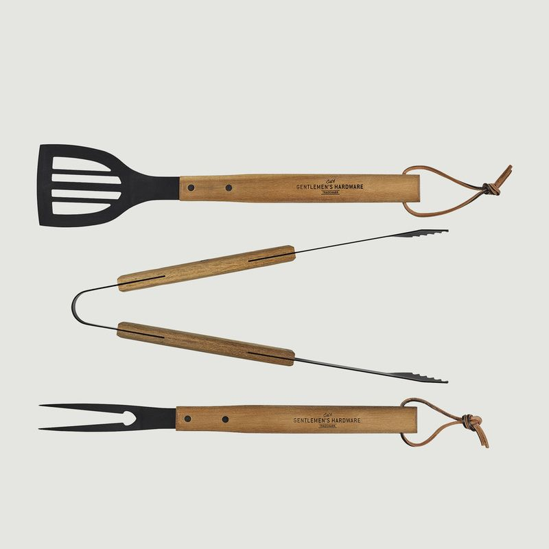Ustensiles Pour Barbecue - Wild & Wolf