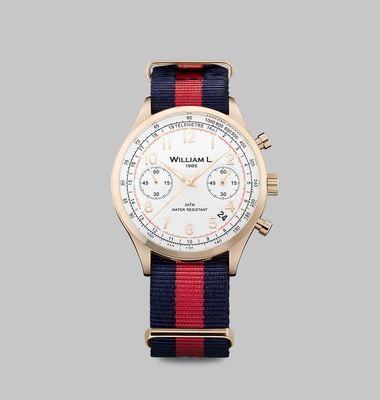 Montre Vintage Style Chronograph