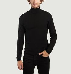 Jacques Turtleneck Jumper