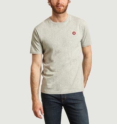 T-shirt en coton bio Double A Ace