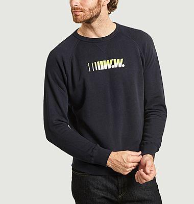 Sweatshirt en coton bio Hester