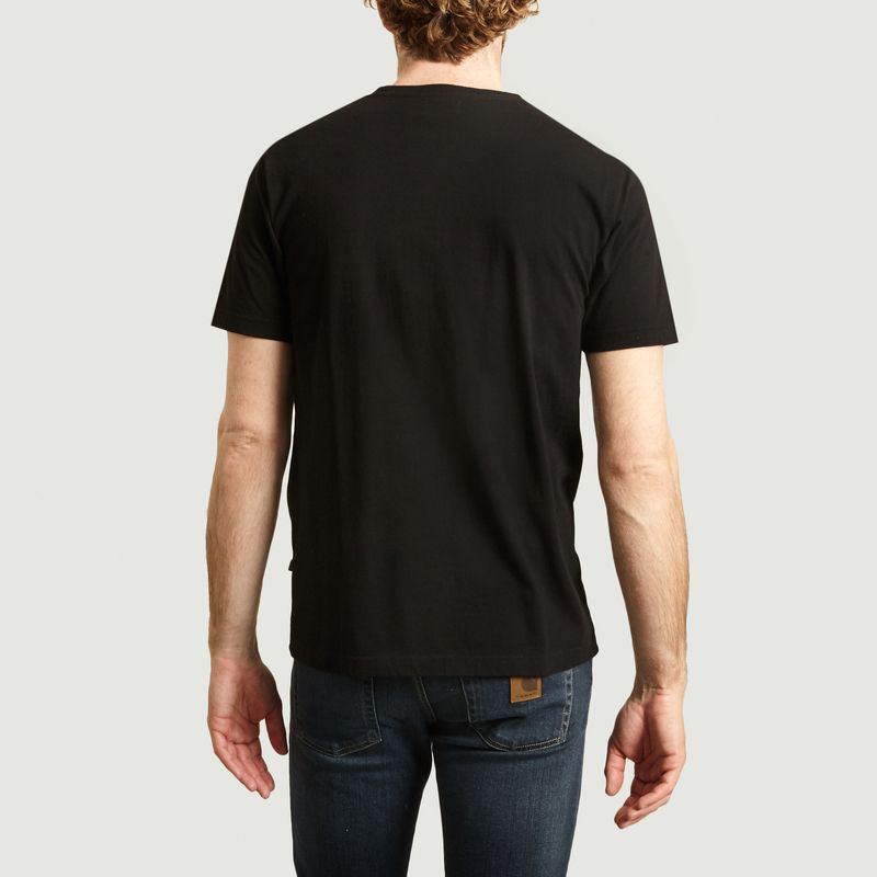 T-shirt en coton bio Foam - Wood Wood
