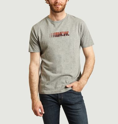 T-shirt en coton bio Split
