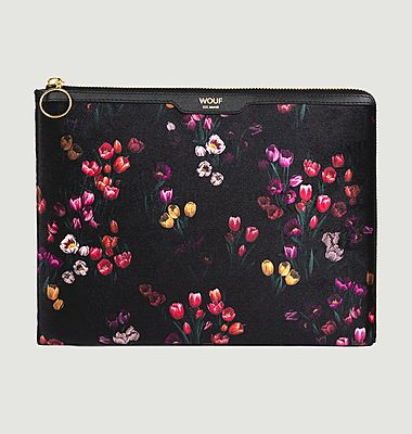 Tulips Ipad Sleeve