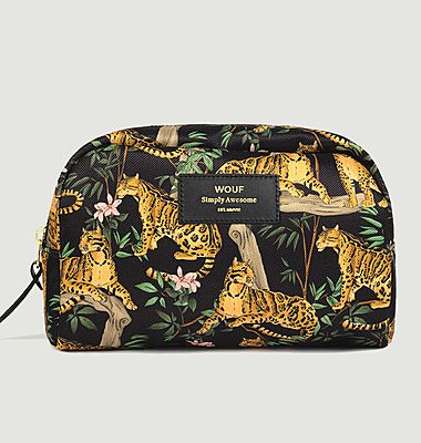 Trousse de toilette Black Lazy Jungle