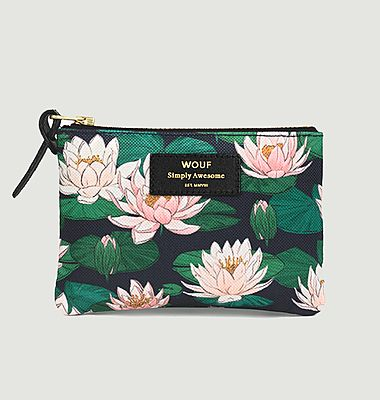 Small Water Lilies Pouch