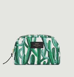 Wild Cactus Toiletry Case