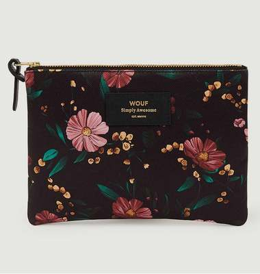 Large Pochette Flowers