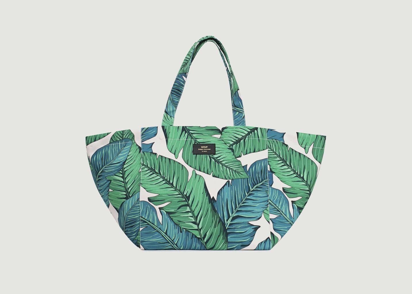 Totebag XL Tropical - Wouf