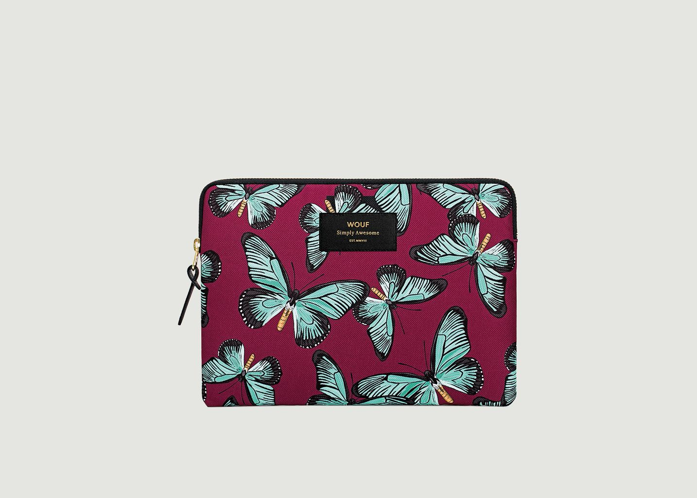 Housse iPad Papillon - Wouf