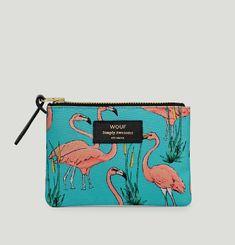 Small Flamingo Pouch