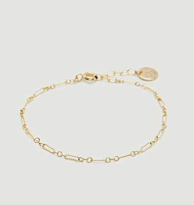 Essentiel Forçat gold filled bracelet