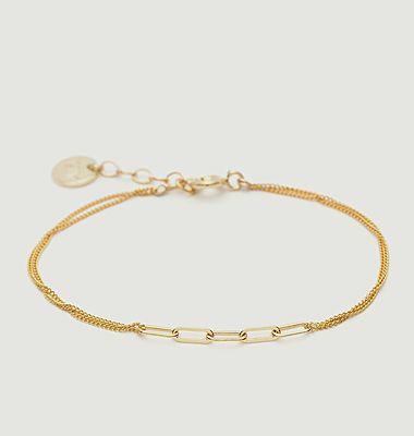 Bracelet gold filled Essentiel Lien