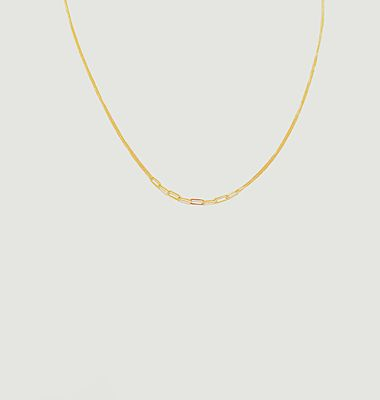 Collier gold filled Essentiel Lien