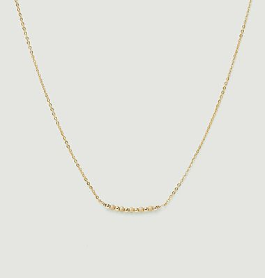 Collier gold filled Fruits d'or Mini