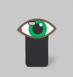 Coque Green Eye iPhone 6