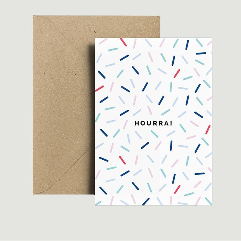 Carte Hourra - Yipikai