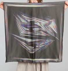 80's Scarf