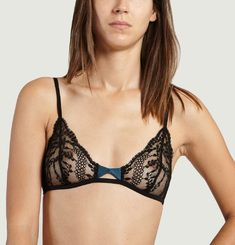Secret Unlined Bralette
