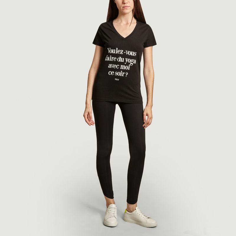 T-shirt Voulez-vous ? - YUJ Paris