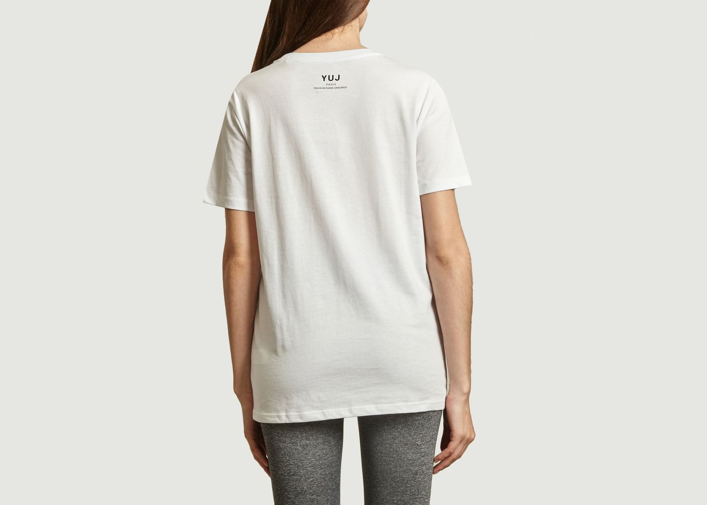 T-shirt Pleine Conscience - YUJ Paris