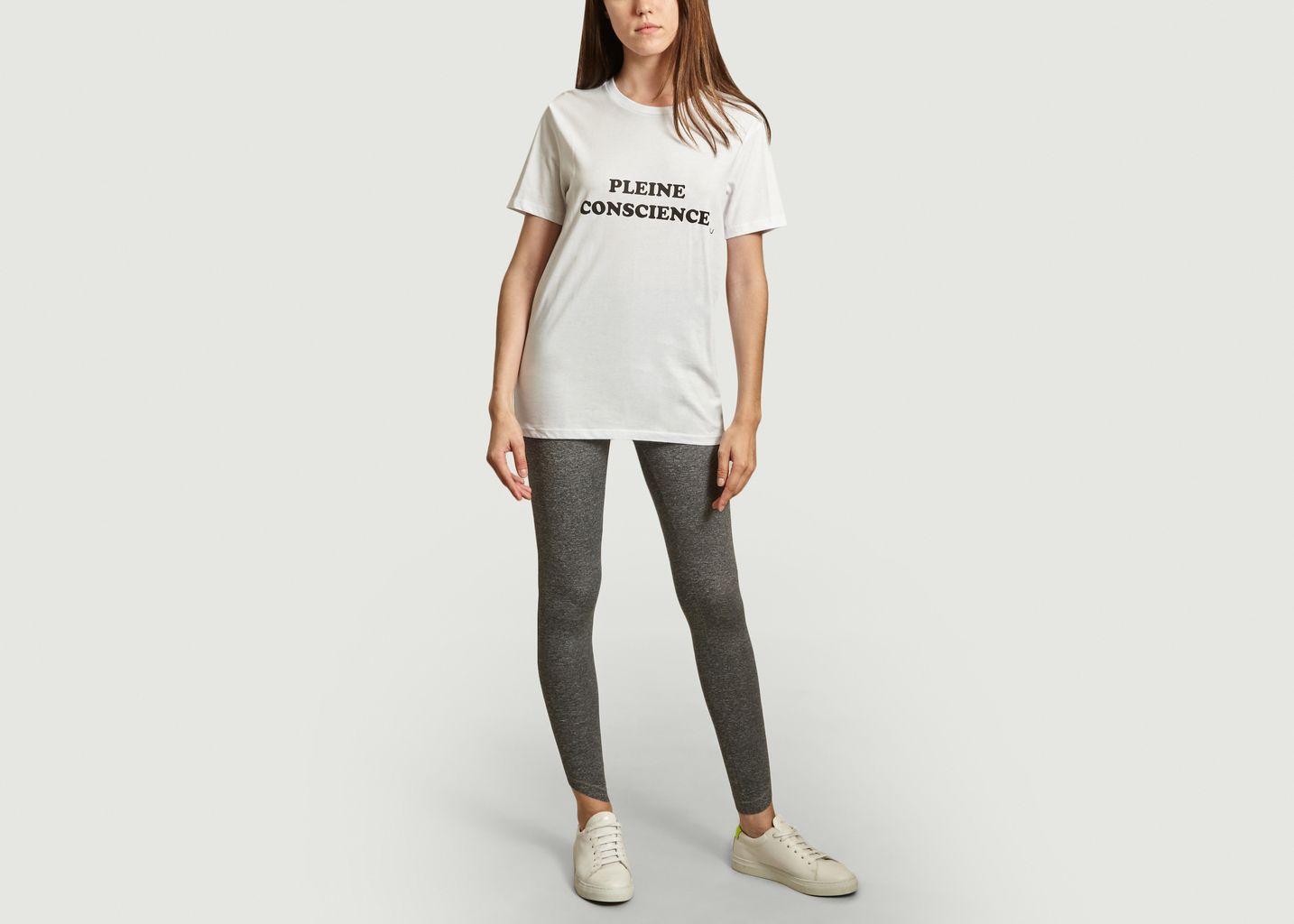 T-shirt Pleine Conscience - YUJ Paris