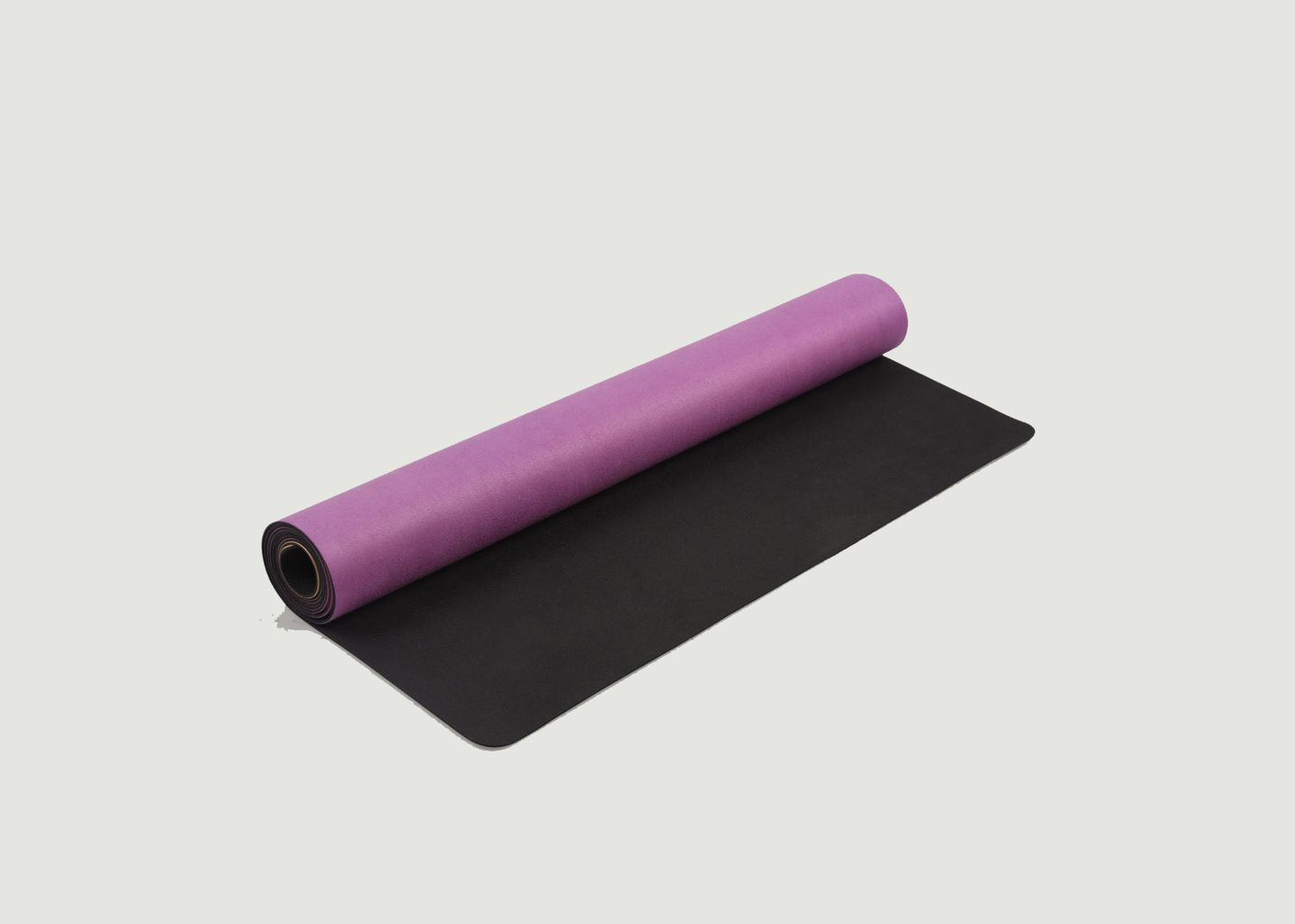 Tapis de yoga avec lettrage imprimé Gradient - YUJ Paris