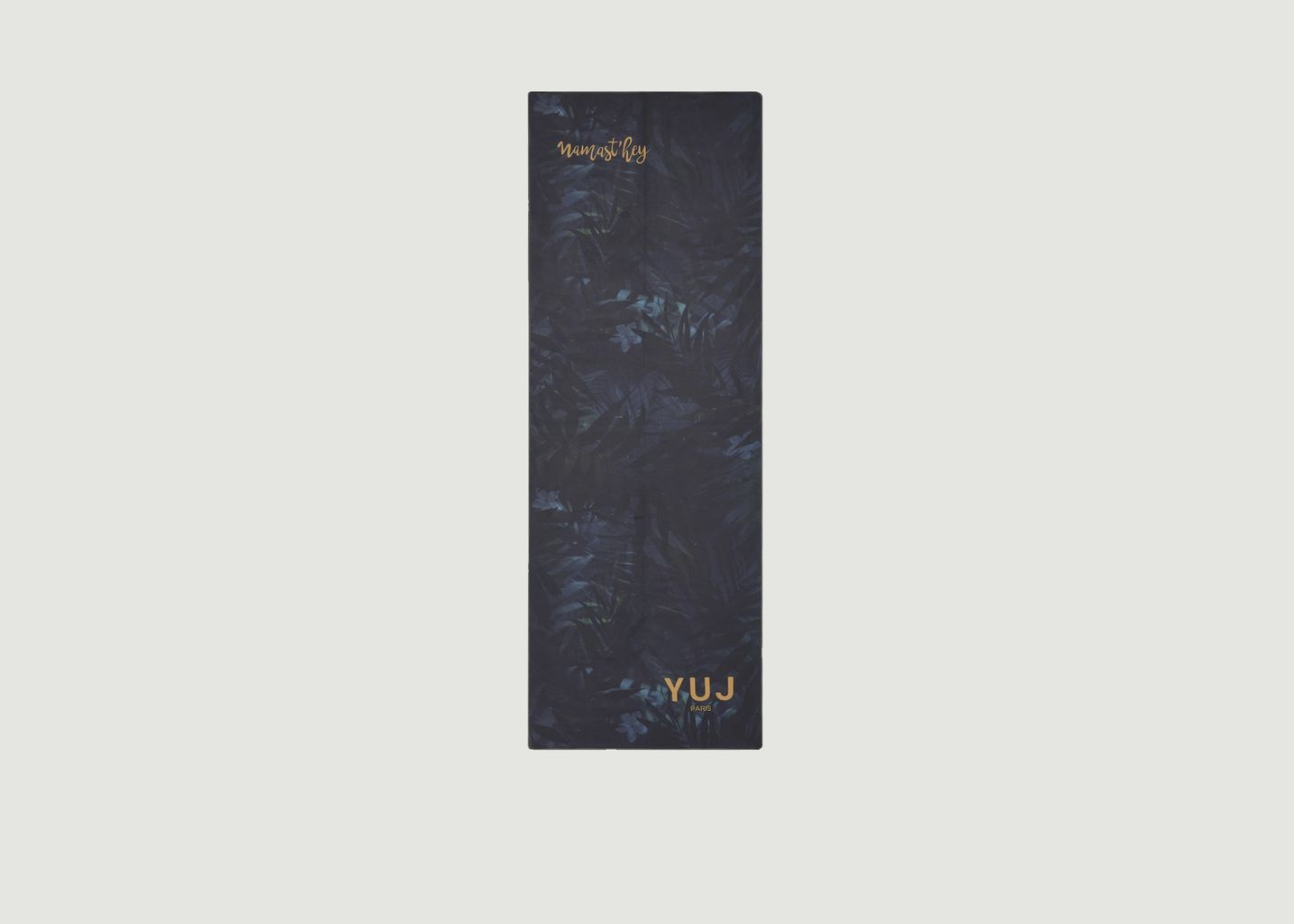 Tapis de yoga motif tropical Namast'hey - YUJ Paris