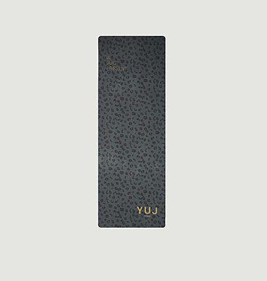 Tapis de yoga imprimé léopard Leokaki