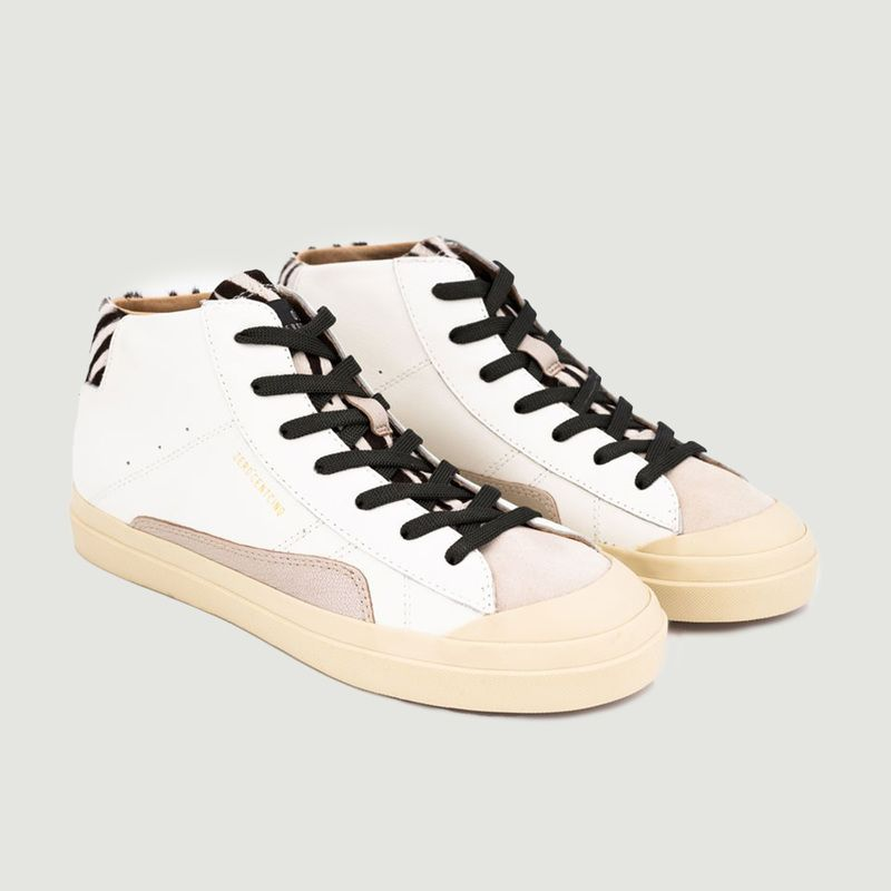 Sneakers Montantes Topaz - 0-105