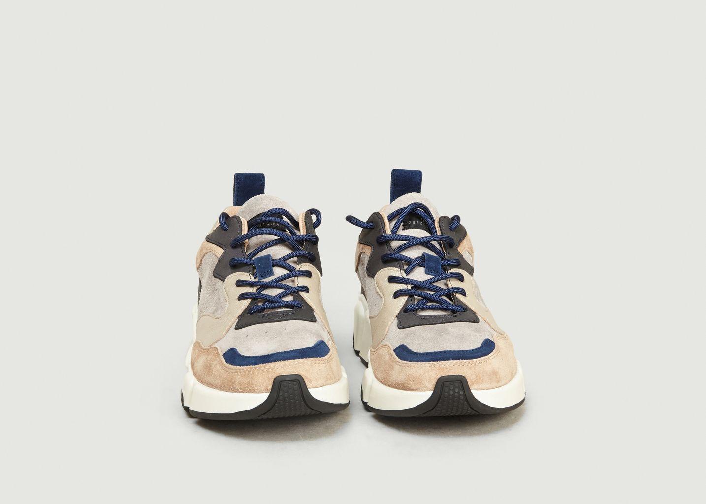 Sneakers En Cuir Adix NB - 0-105