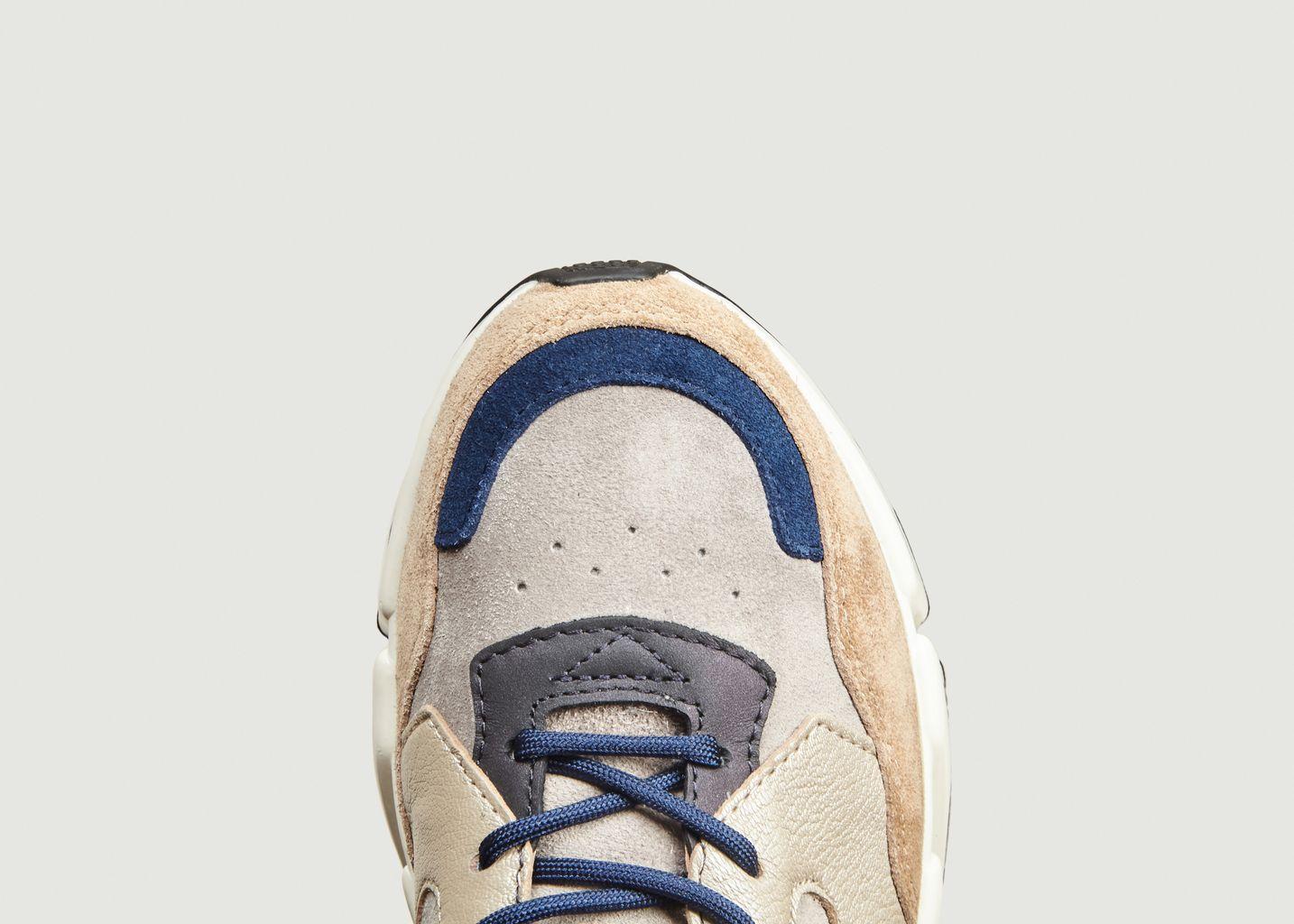 Sneakers Sneakers En NB NB Adix Adix En Sneakers Cuir Cuir wONvynm80