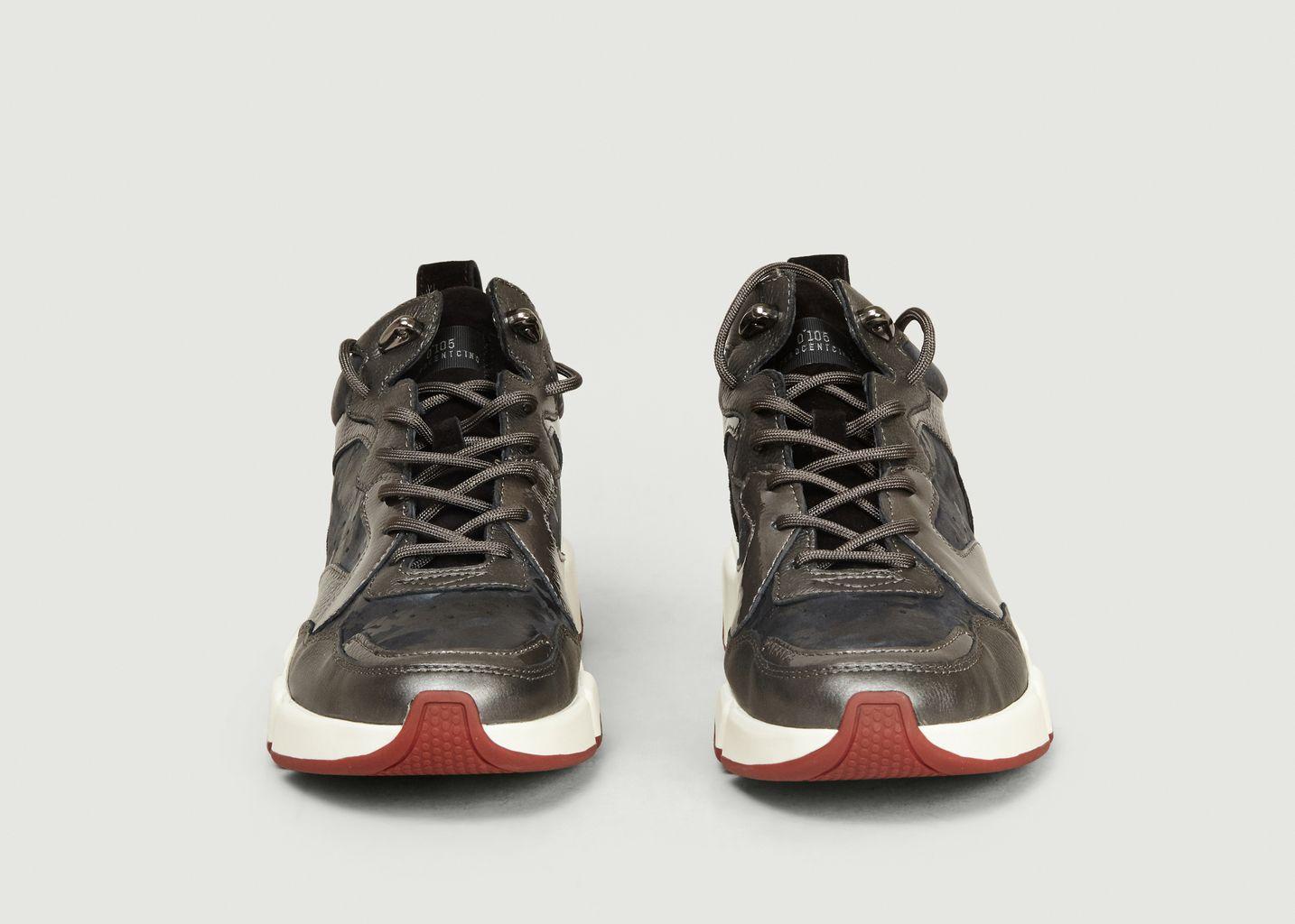 Sneakers Mi-Montantes Hi-Dix - 0-105