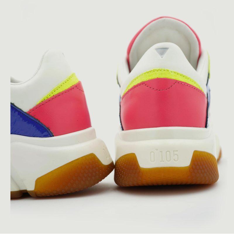 Sneakers multi-matières Trek-ix - 0-105