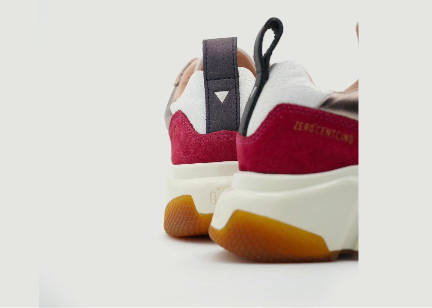 Sneakers bi-matière Onix - 0-105