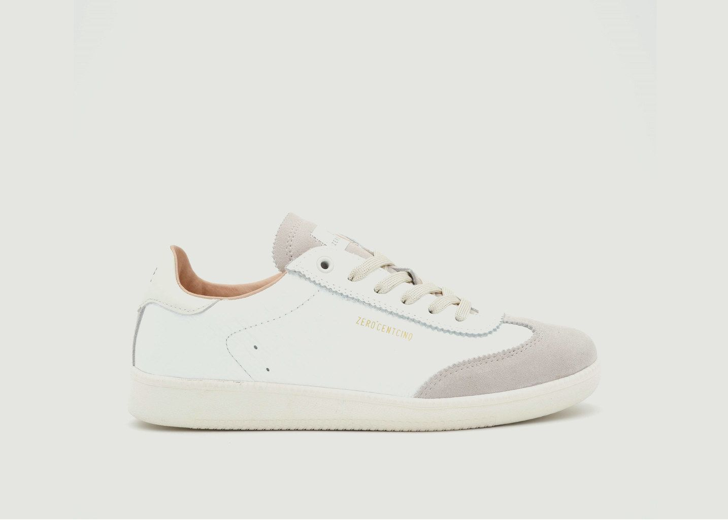 Sneakers bi-matière Nova - 0-105
