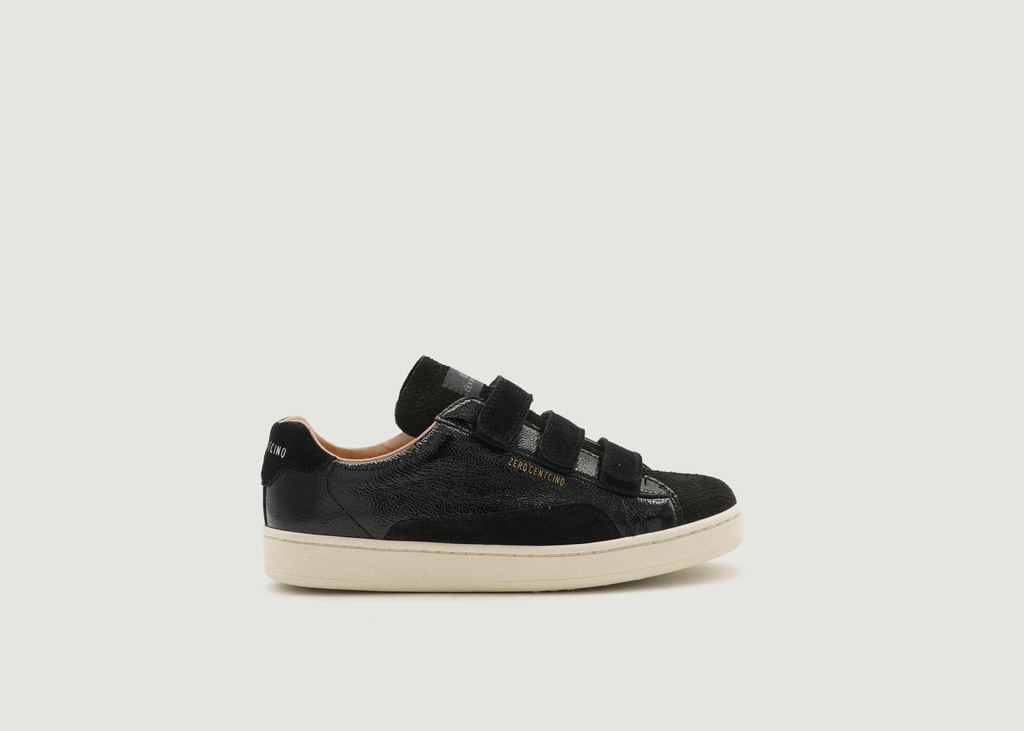 Sneakers en cuir S-Scratch - 0-105