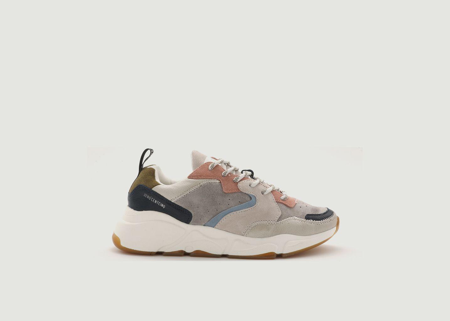 Sneakers de running en cuir Onix - 0-105