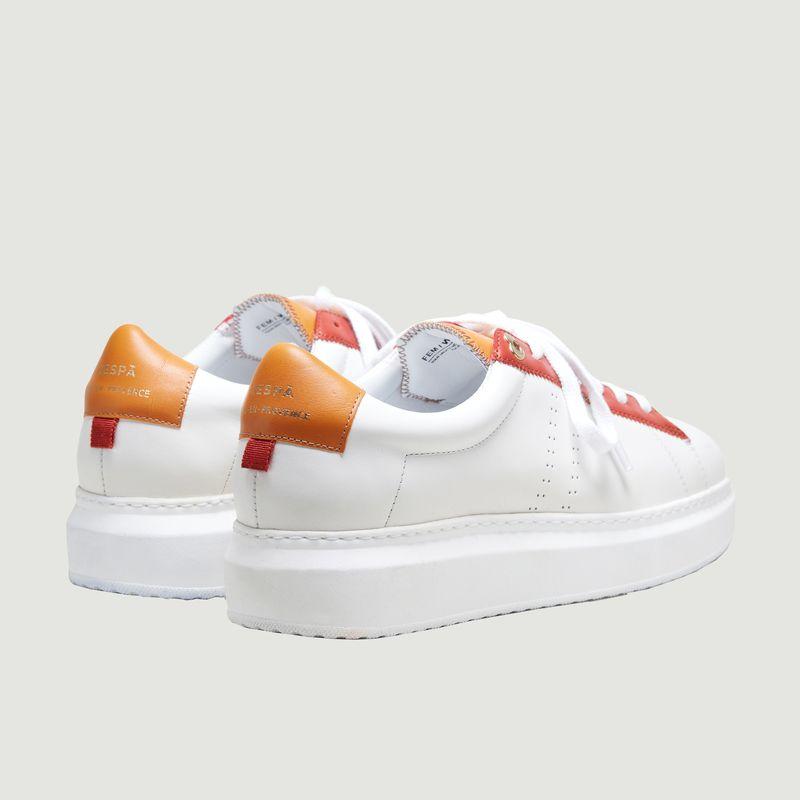 Sneakers en cuir ZSP4 VH - Zespa