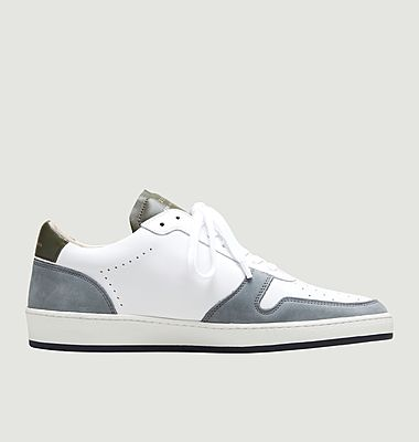 ZSP23 leather sneakers