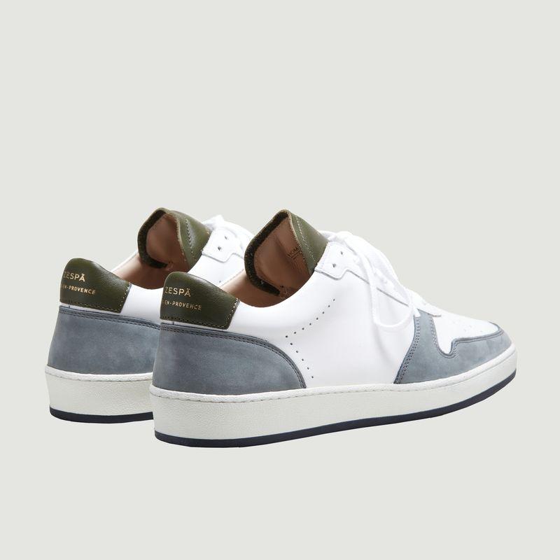 Sneakers en cuir ZSP23 - Zespa