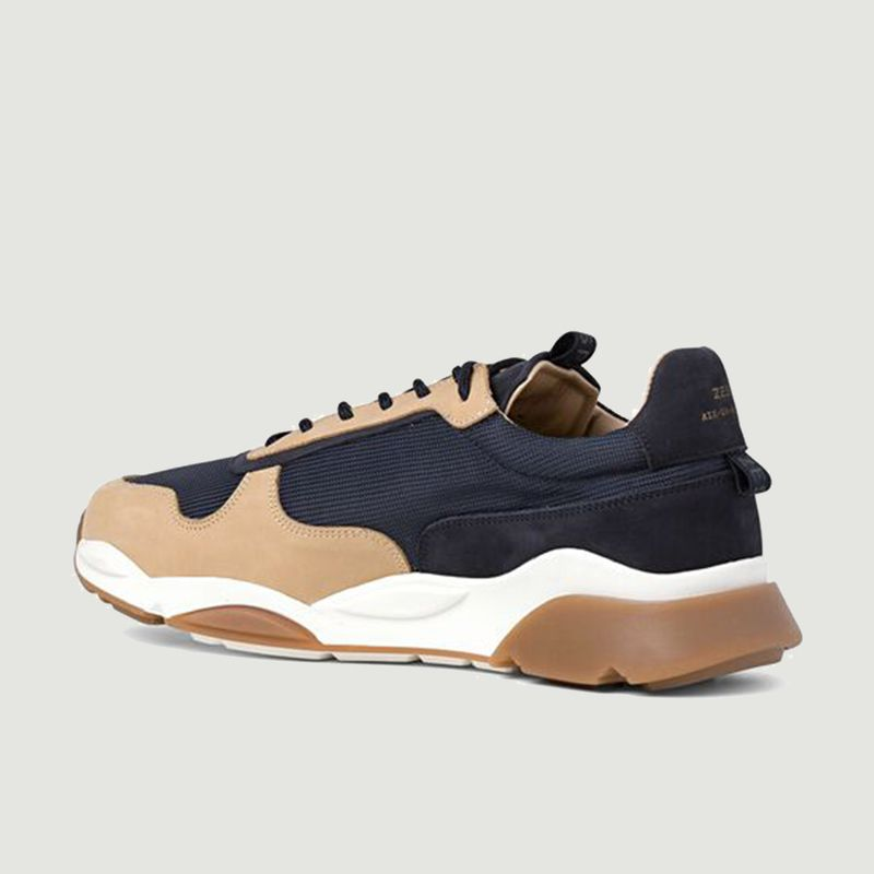 Sneakers Textile Spike ZSP7X  - Zespa