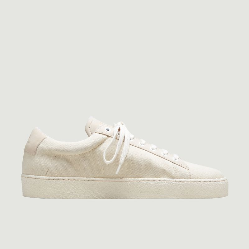 Sneakers en toile et cuir ZSPRT - Zespa
