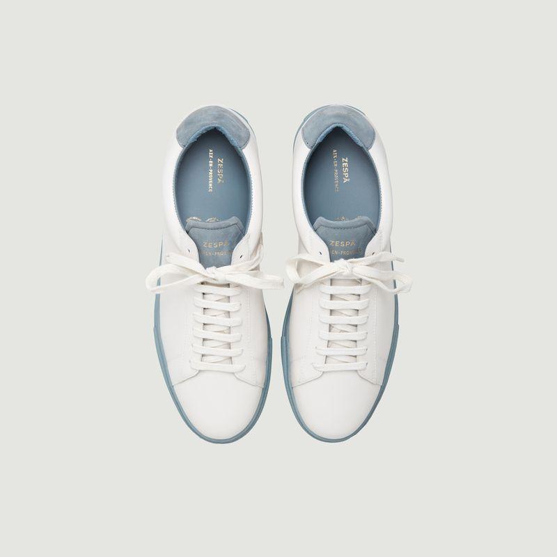 Sneakers en cuir ZSP4 APLA  - Zespa