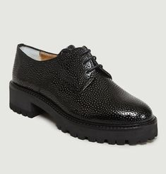 Perforated Patent Derbies