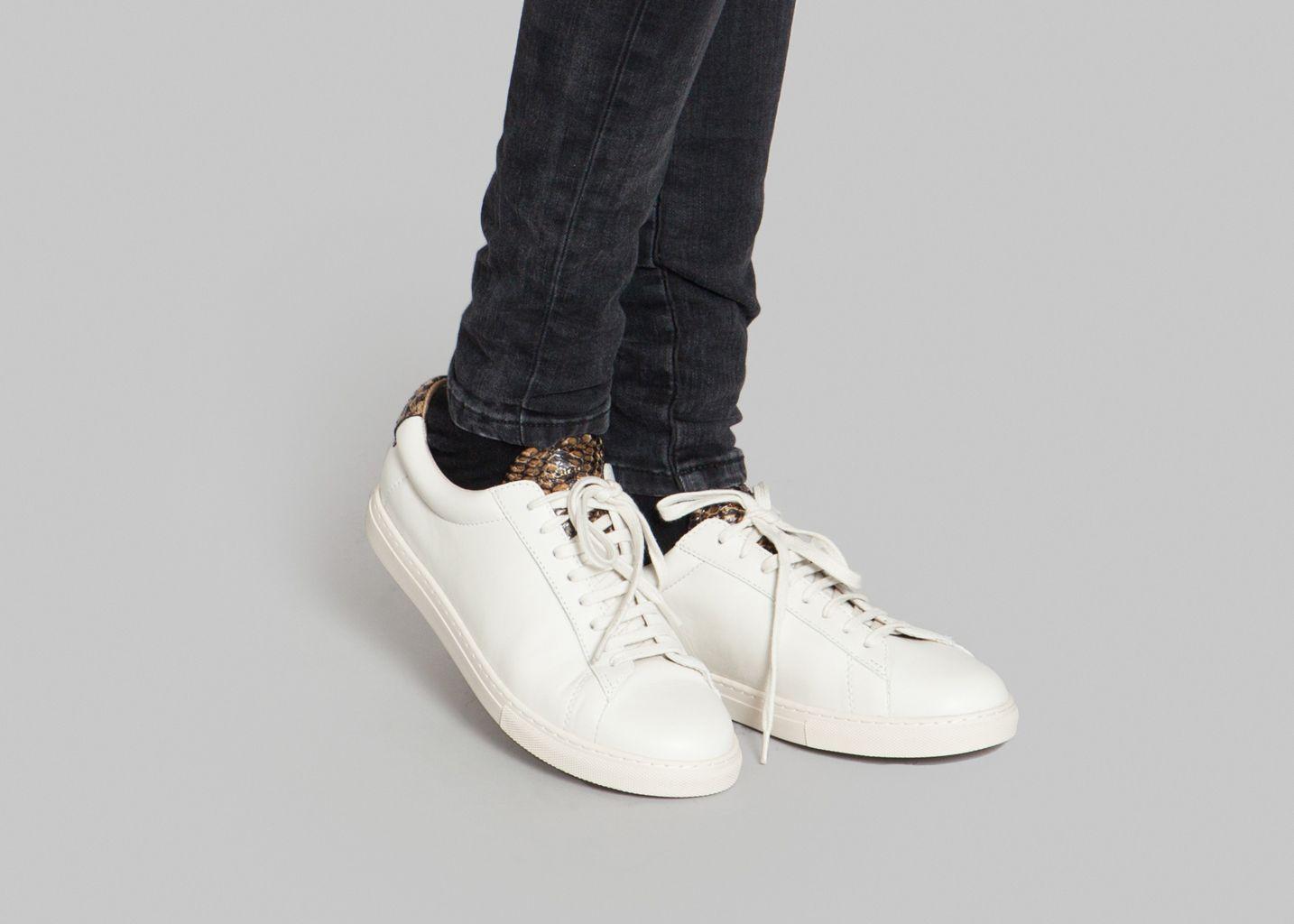 Zespà Nappa leather sneakers JI367GX5