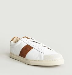 Nappa Suede Trainers