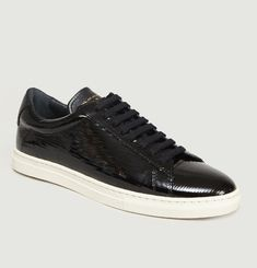 ZSP4 Patent Leather Trainers