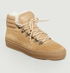 ZSP2 Suede High Top